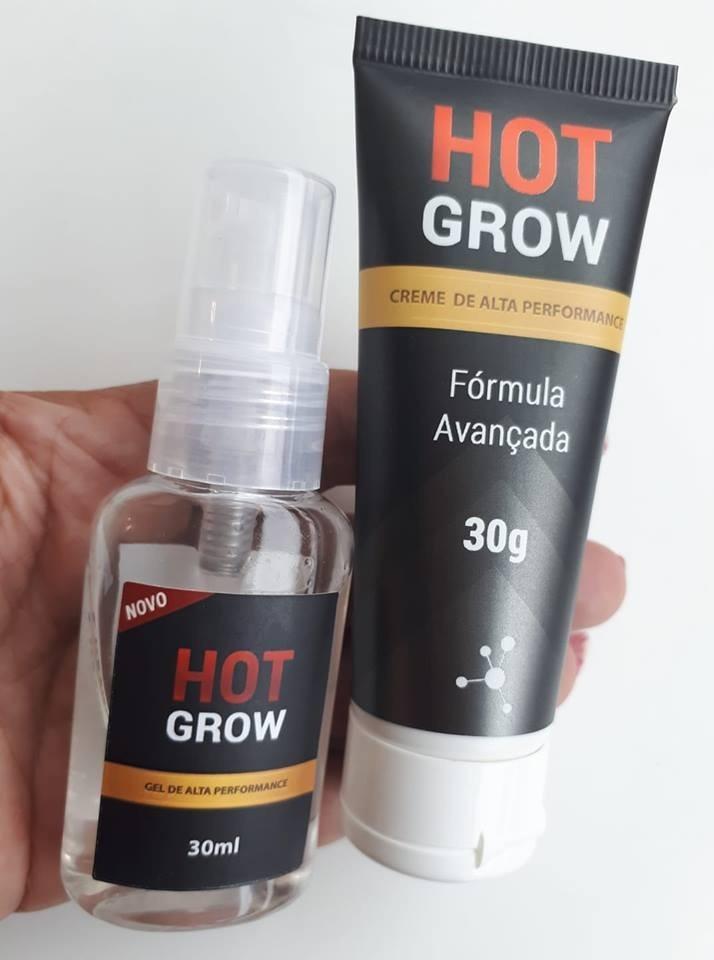 gel hot grow